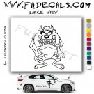 Taz Tasmanian Devil Cartoon Style#2 Decal Sticker