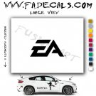 Electronic ArtsVideo Game Logo Decal Sticker