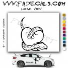Valentines Day Heart 11 Vinyl Logo Decal Sticker
