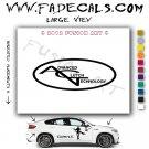ACT Advanced Clutch Aftermarket Logo Die Cut Vinyl Decal Sticker