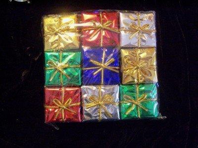 3 MEDIUM gift boxes presents mini BARBIE KEN GI Joe 1/6