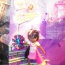 CHEERLEADER cheer leader KELLY barbie doll in costume outfit HALLOWEEN FUN