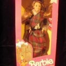 SCOTTISH scotland barbie DOLLS OF THE WORLD DOTW Foreig