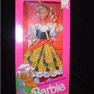 CZECHOLOVAKIAN RARE barbie DOLLS OF THE WORLD DOTW 7330