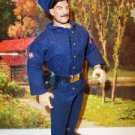 """RARE ethnic 12"""" KEN FRENCH Solders of the world DOTW NUDE DOLL ONLY"""