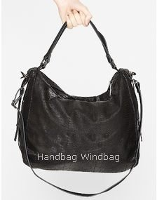 BCBGeneration Brie Convertible Tote in Black, NWT, Purse, Free Ship