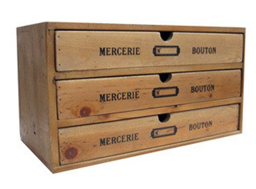 Mercerie & Bouton Storage Box