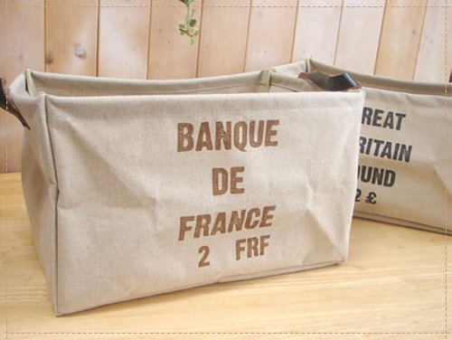 Britain/France Storage Basket