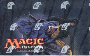 Magic the Gathering CCG: Betrayers of Kamigawa Booster Box