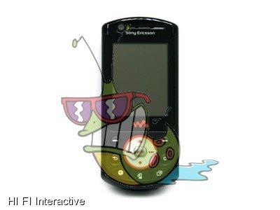 Sony Ericsson - W900i (black)