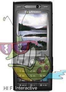 Sony Ericsson - K800i (64 MB) (velvet black)