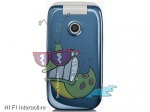 Sony Ericsson - Z610i (64 MB) (airy blue)
