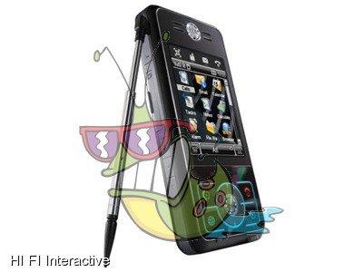 Motorola - ROKR E6 (1 GB) (licorice black)