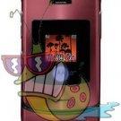 Motorola - RAZR V3i (i-tune) (maroon (red)