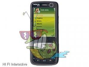 Nokia - N73 Music Edition (2 GB) (black)