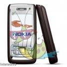 Nokia - E65 (256 MB) (mocca/silver)