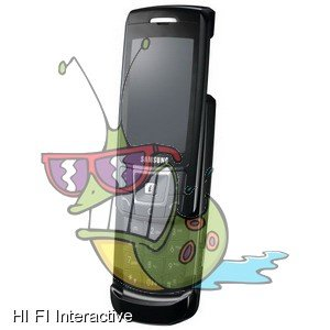 Samsung - D900 (black)