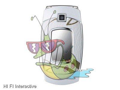 Samsung - E500 (white)