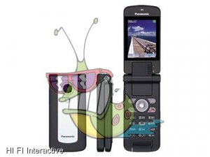 Panasonic - VS6 (black)
