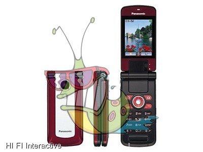 Panasonic - VS6 (red)