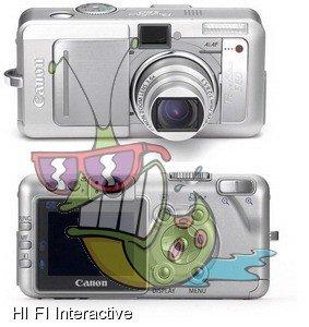 Canon - IXUS 60 (silver)