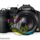 Panasonic - Lumix FZ50 (black)