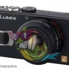 Panasonic - Lumix LX2 (black)