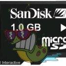 Sandisk - microSD (TransFlash) 1 GB