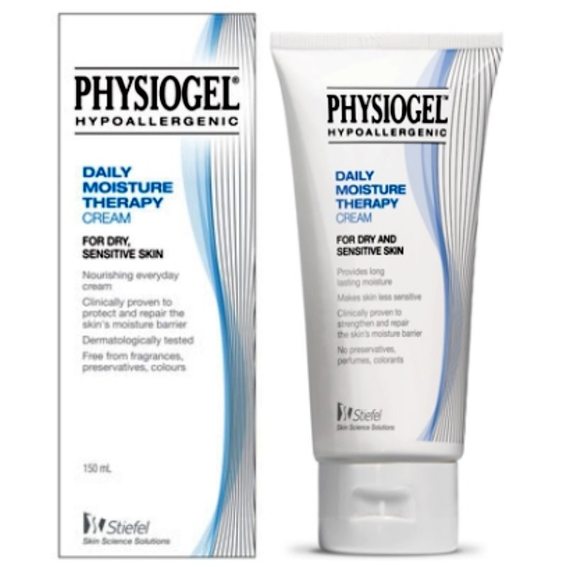 PHYSIOGEL Daily Moisture Therapy Cream 150ml For Dry & Sensitive Skin
