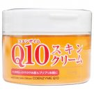 Japan Loshi Coenzyme Q10 Moisture Skin Cream 220g Retain Moisture Smooth Wrinkle