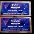 Crest 3D White Luxe Whitestrips Professional Effects 2 Pouches- Teeth Whitening