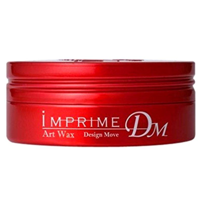 Japan Napla Imprime Art Wax Design Move 80g Professional Hair Salon Use