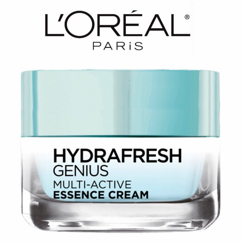 L'oreal Paris Hydrafresh Genius Multi-Active Essence Cream 50ml