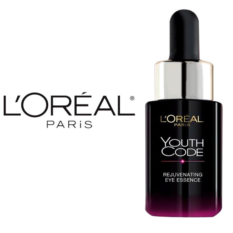 L'OREAL Youth Code Rejuvenating Eye Essence 15ml