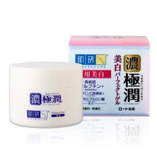 Hadalabo Japan Gokujyun 5-in-1 Face Whitening Perfect Gel 100g
