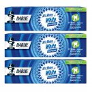 3X Darlie All Shiny White Supreme Teeth Refreshing Mint Whitening Toothpaste 120g