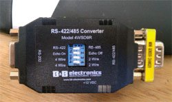 RS 422/485 Converter