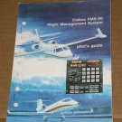 Collins FMS-90 Flight Management Pilot's Guide Manual
