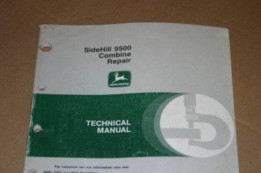 JD Sidehill 9500 Combine Repair Technical Manual Deere