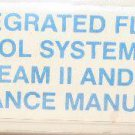 Honeywell/Sperry SPZ-800 Flight Control system for Gulfstream II/III Manual