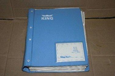 Bendix King KC-190/191/192 Autopilot Computer  mod 3+ Install Manual Honeywell