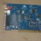 M-audio Delta 410 card 7.1 Channels 24-bit 96KHz PCI Interfa