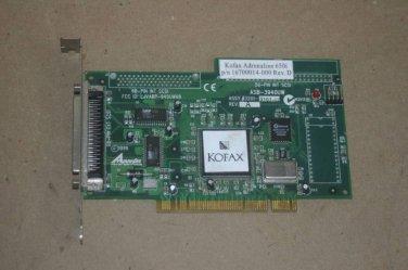 Kofax Adrenaline 650i SCSI Scanner Control Card For Fujitsu 16700014-000 Rev. D