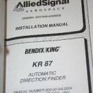 Bendix King KR87 ADF Installation Manual KR-87