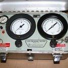 King Nutronics 3112  Portable Live Pressure Gauge Tester Calibrator calibration
