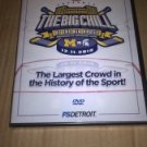 Big Chill at the Big House: Michigan vs. Michigan St DVD Region 1