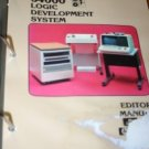 HP 64000 Logic Development system editor reference  Manual 64980-90911