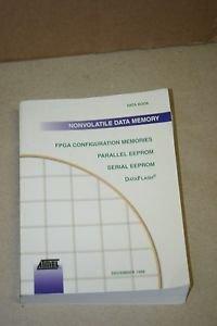 Amtel data memory eeprom dataflash 1998 datasheet Catalog Guide Manual
