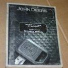 JD John Deere SST16,SST18 Tractor Technical Manual