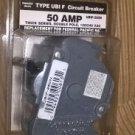 Connecticut Electric UBIF-250N 50A Thick Series 2P 120/240 VAC Circuit Breaker